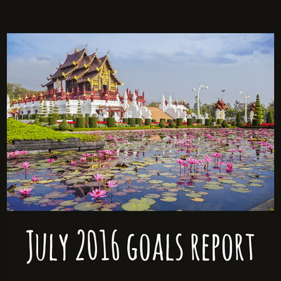 003: July 2016 Goals Report