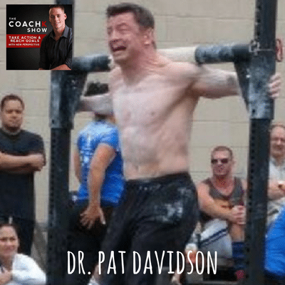 🎧EP16: How Pat Davidson Is Revolutionizing The Fitness Industry