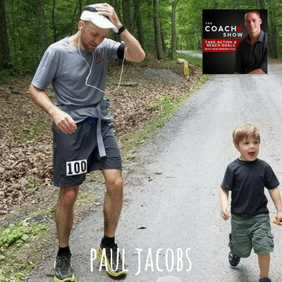 🎧EP5: Paul Jacobs On Winning A 100 Mile Ultra-Marathon