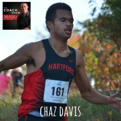 🎧EP9: Overcoming Adversity And The 2016 Rio Paralympic Games W/ Chaz Davis