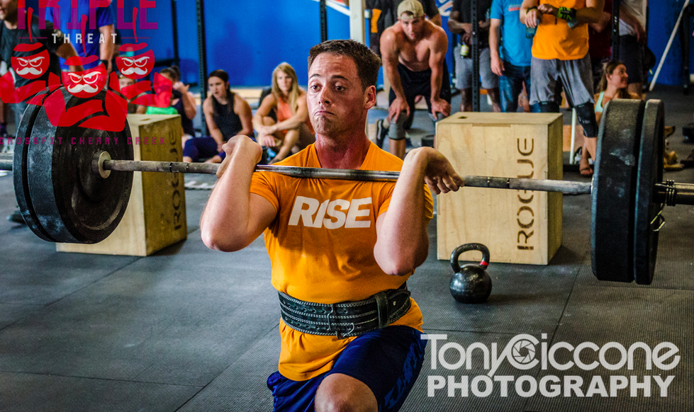 Denver Fitness, CrossFit & Portrait Photographer | Men's RX | WOD 3 2017 06 25 23 26 14