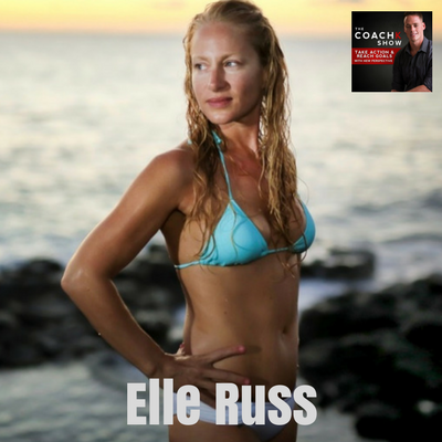 🎧EP42: How To Lose Weight & Improve Thyroid Health W/ Elle Russ