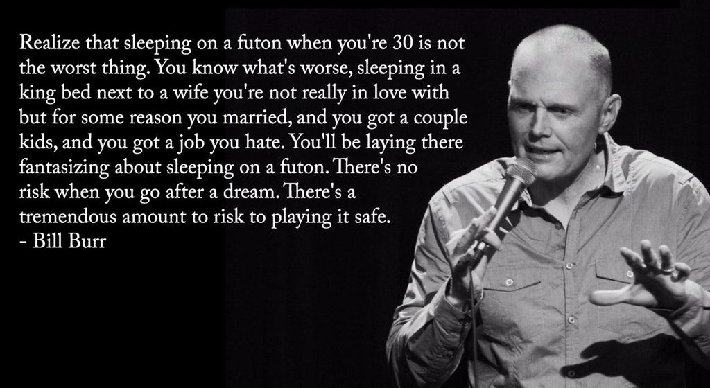 bill burr quote