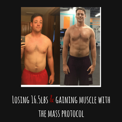 Mass Pat Davidson Weight Loss