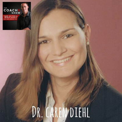 🎧EP19: Self-Talk And Profiling For Maximizing Performance W/ Sport Psychologist Caren Diehl
