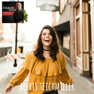 🎧EP21: The Growth And Pains Of A New Entrepreneur W/ Alexis Teichmiller