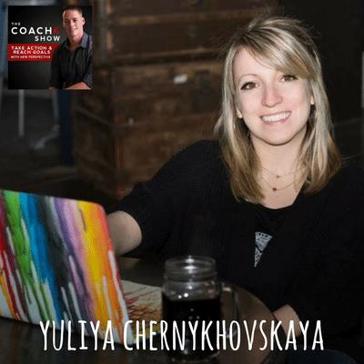 🎧EP6: Owning Your Story W/ Health Coach Yuliya Chernykhovskaya
