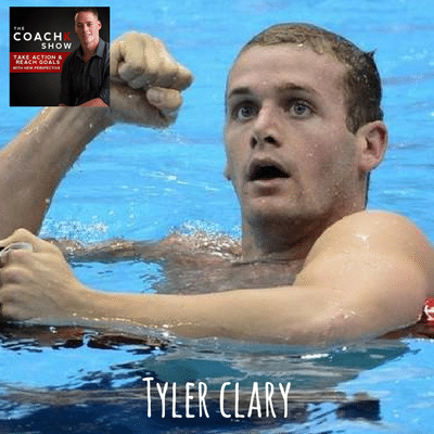 🎧EP7: Winning An Olympic Gold Medal And New Sports W/ Tyler Clary