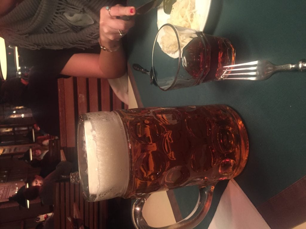 food to eat in poland beer travel
