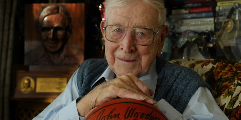 6 Powerful Quotes From John Wooden That Will Make You Successful