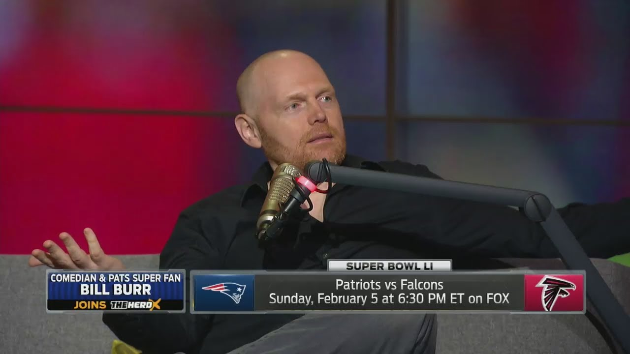 bill burr patriots