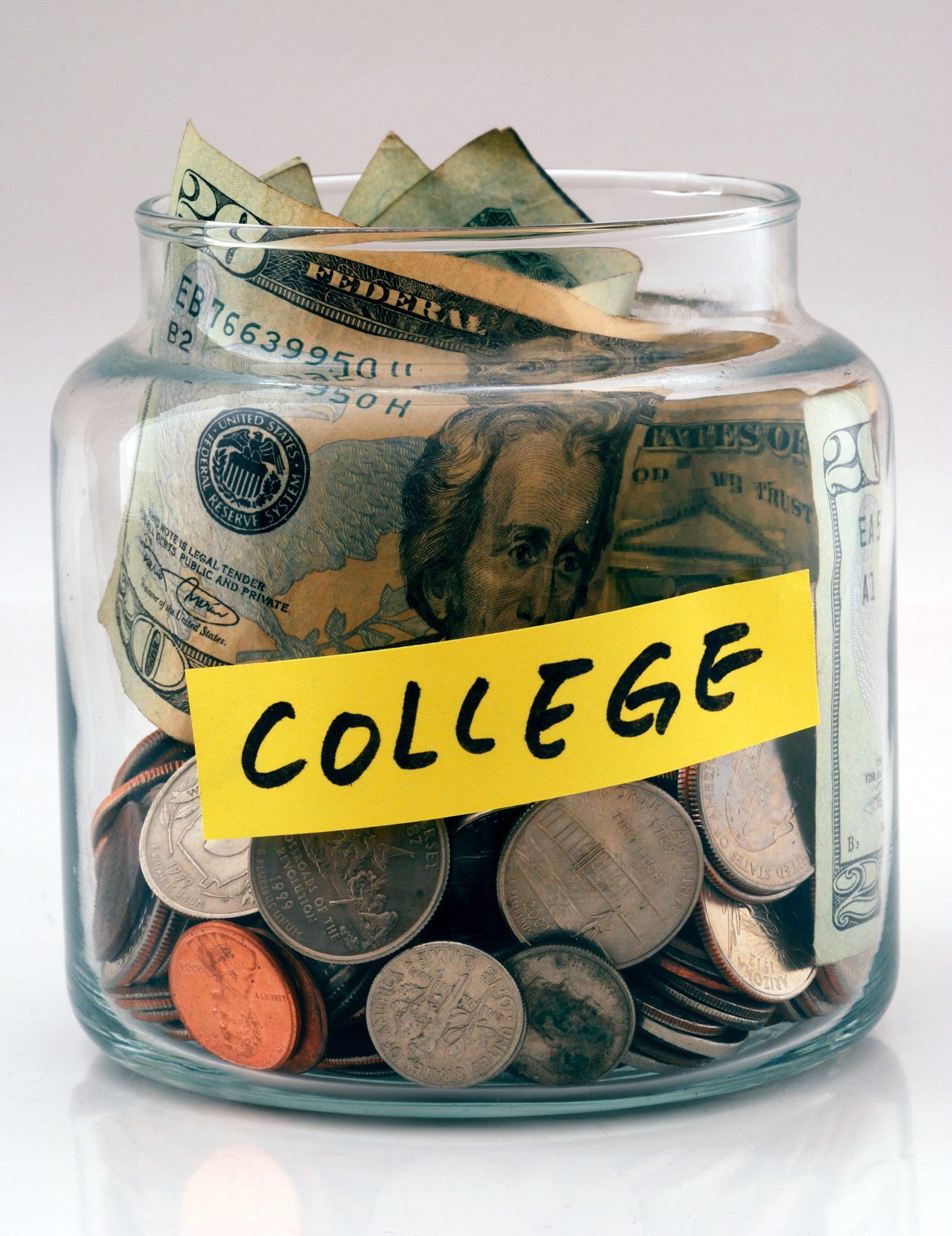 college student savings