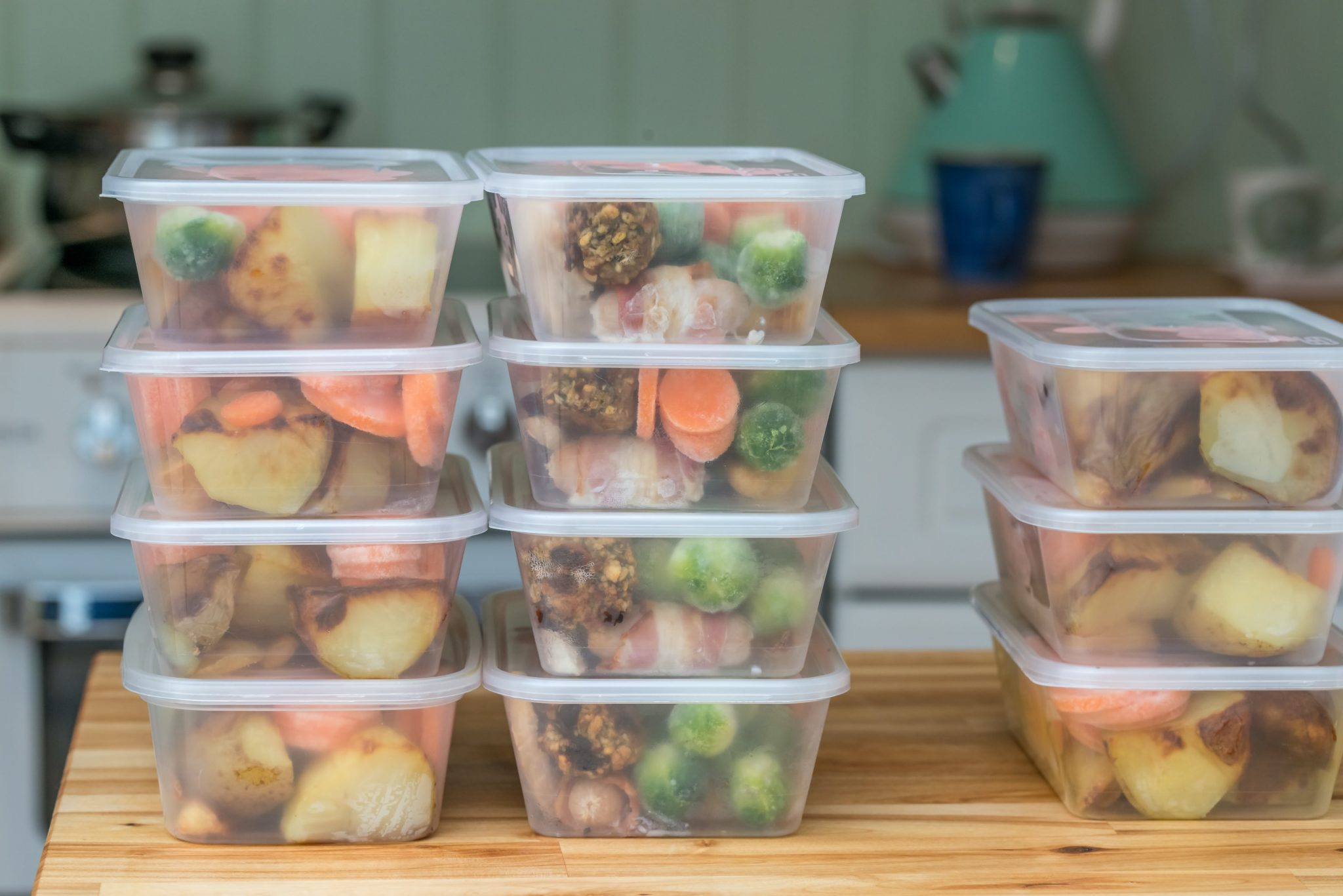 college student healthmeal prep